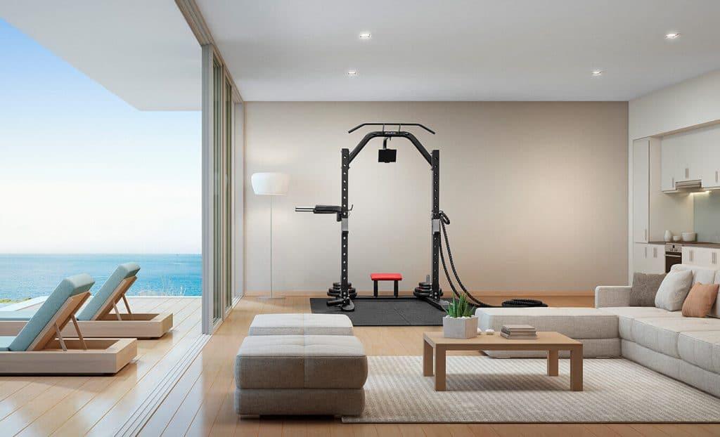 Máquinas de Fitness para Gimnasios y Particulares